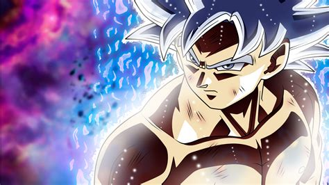 Wallpaper Goku Ultra Instinct Hd Best Hd Wallpaper