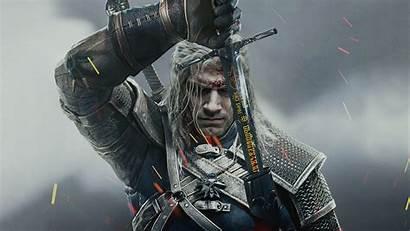 Witcher Netflix 4k Cavill Henry Fan Serie