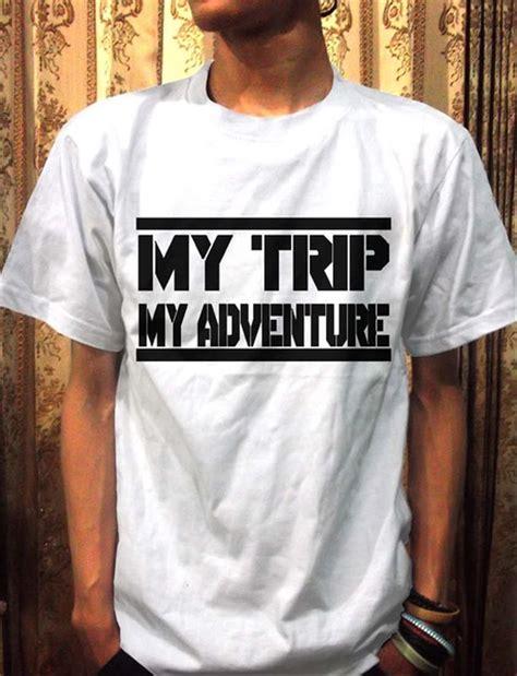 Kaos Mytrip Mtma Putih jual kaos my trip my adventure ot design mtma 1 putih