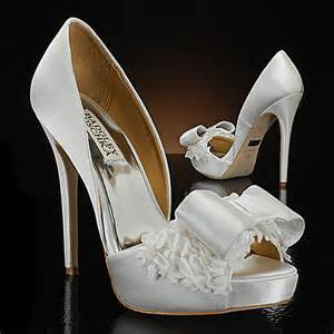 wedding shoes white bridal wedding dresses badgley mischka white wedding shoes