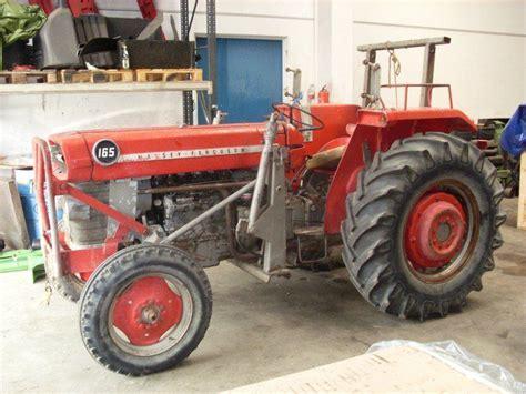 Massey Ferguson Mf 165  Frontladerkonsole Landwirtcom
