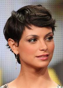 ladies pixie cut