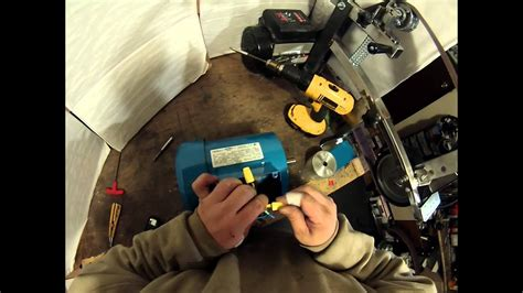 Wiring Phase Motor Volt Getting Ready