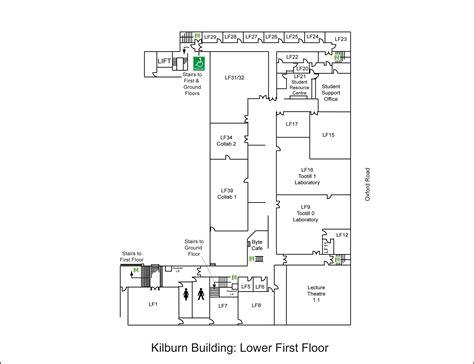 Floorplans (school Of Computer Science  The University Of