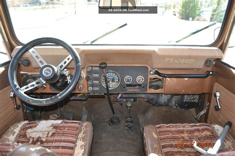 jeep golden eagle interior special order jeep autos post