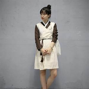 "2017 Korean Fashion Trend-The ""Daily,"" or Modern Hanbok ..."