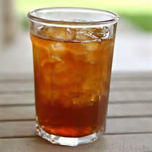 Homemade Southern Sweet Tea