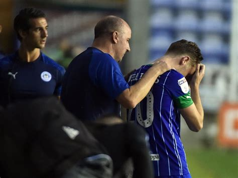 'I've watched this team grow', muses deflated Wigan ...
