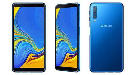 samsung galaxy a7 2018 announced with triple rear cameras droidholic