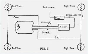 turn signal wiring diagrams moesappaloosascom With wiring turn signals