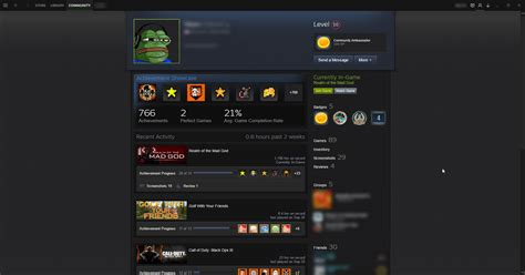 1920x1080 Picture Of The Default Profile Background Steamartworkprofiles