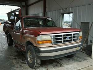 Used 1995 Ford F150 Transmission Transmission Transaxle At