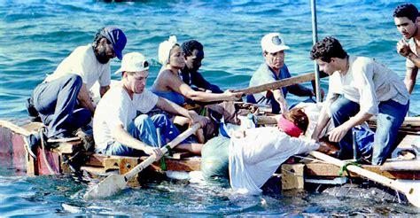Coast Guard Sees 117% Increase in Cuban Escape Attempts