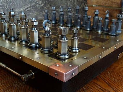 Best 20+ Diy Chess Set Ideas On Pinterest