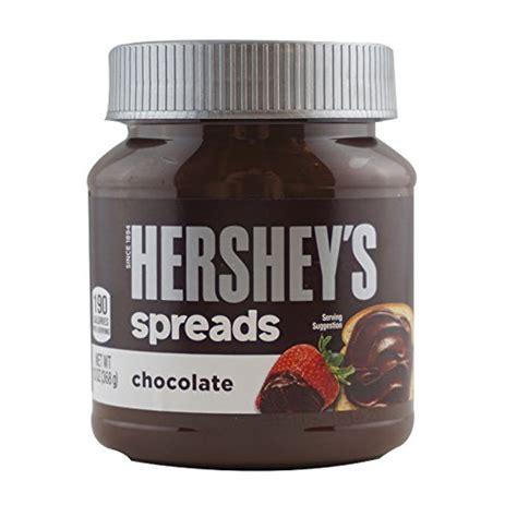 hershey spread from america hershey 39 s spreads in chocolate flavor 13 ounce jar buy
