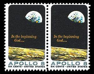 Apollo 8 Stamp (page 2) - Pics about space