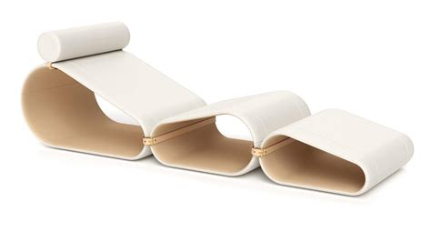 chaise nomade the chaise longue by marcel wanders is the object