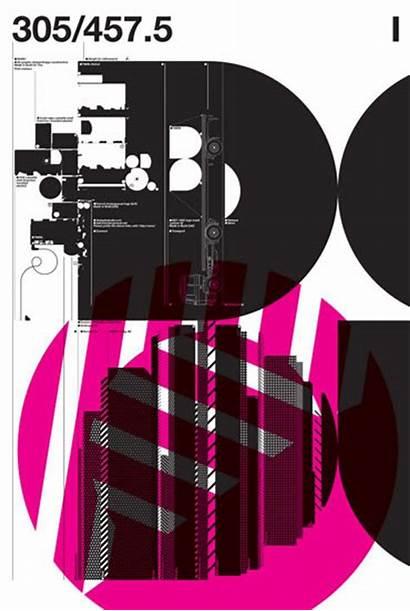 Republic Designers Poster Graphic 1990s Artwork Elements