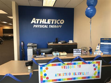 physical therapy belleville il athletico belleville
