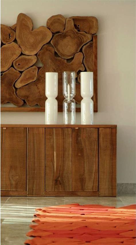 wood wall decor natural wood  wood walls  pinterest