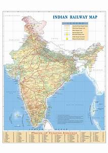 Indian Railway Route Map Special Trains