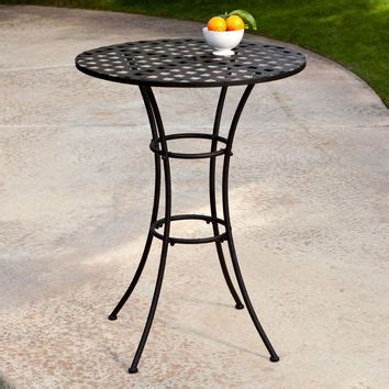 shop outdoor bistro table on wanelo