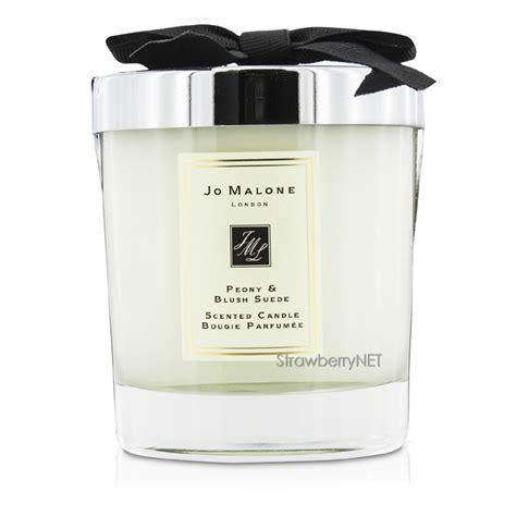 Jo Malone Kerze by Jo Malone Peony Blush Suede Scented Candle 200g 2 5