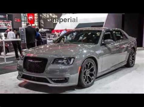 2019 Chrysler Imperial Youtube