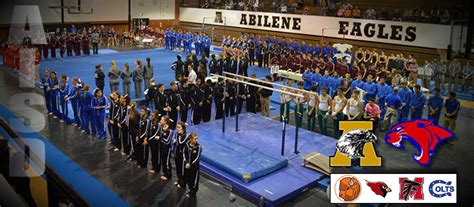 gymnastics abilene independent school district