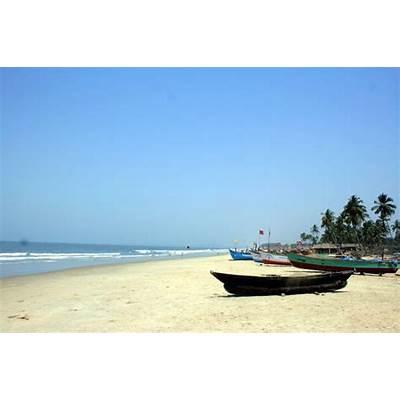 Colva beach Goa #IndiaBeachesPinterest