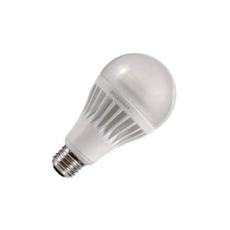 a21 led light bulb sylvania replacement bulbs earthled