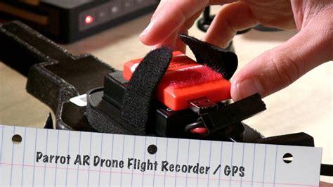 review   gps parrot ar drone flight recorder autonomous gps flight youtube