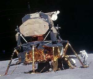 Lunar Module: how did it work? | Astronotes