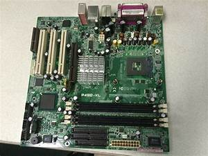 For Parts Sony Vaio Asus Motherboard P4sd