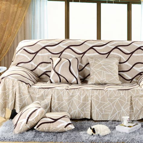 Best Fabric For Sofa Cover by 100 Cotton Sofa Set Sofa Cover Single Sofa Fabric