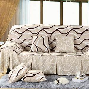 100 cotton sofa set sofa cover single double sofa fabric for How to cover furniture with fabric