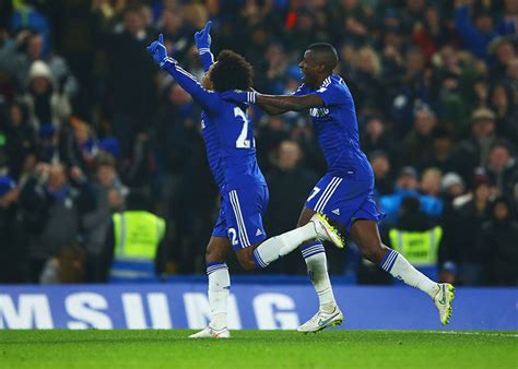 Chelsea 3-0 Watford - Blues ease through - Match Report ...