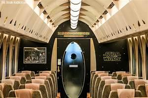 Star wars train japan travel from airport to osaka namba for Art deco train interior
