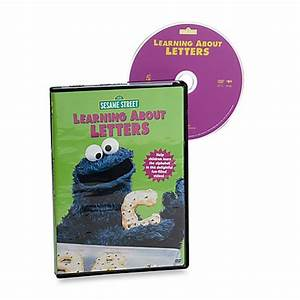 buy sesame streetr learning about letters dvd from bed With sesame street learning about letters dvd