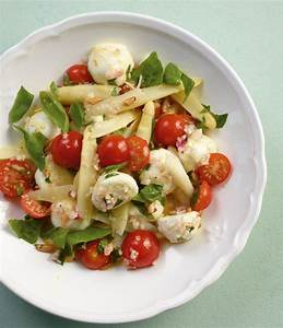 Spargel Avocado Salat : spargelsalat mit basilikum vinaigrette rezept essen und ~ Lizthompson.info Haus und Dekorationen