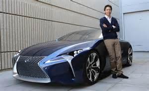 designer ls with lexus lf lc exterior designer edward lexus enthusiast