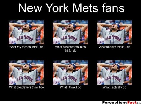 Yankees Suck Memes - new york mets fans what people think i do what i really do perception vs fact