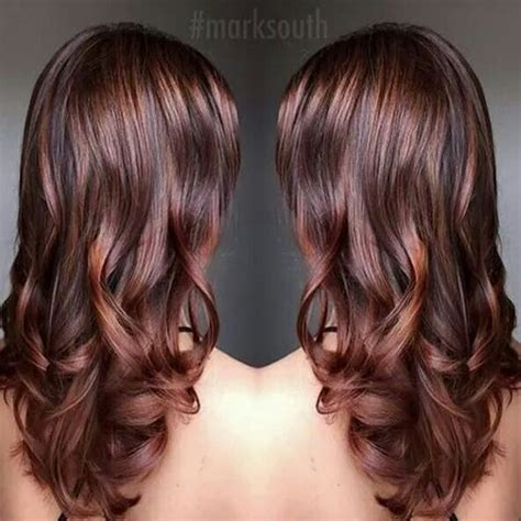 Vs Brown Hair Color by Best 25 Cinnamon Hair Colors Ideas On