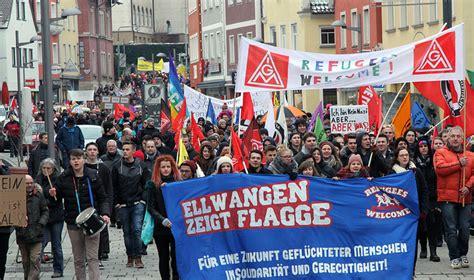 As Möbel Ellwangen by Hass Gegen Fl 252 Chtlinge In Ellwangen Rainer Ebert