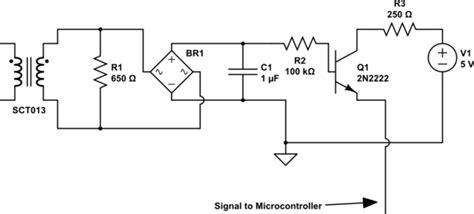 Current Sensing Switch Using Transformer
