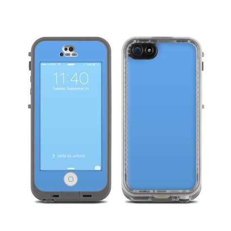 iphone 5c lifeproof solid state blue lifeproof iphone 5c fre skin covers