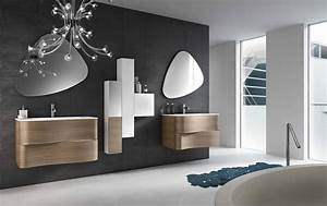 meuble salle de bain design contemporain tinapafreezonecom With meuble salle de bain design contemporain