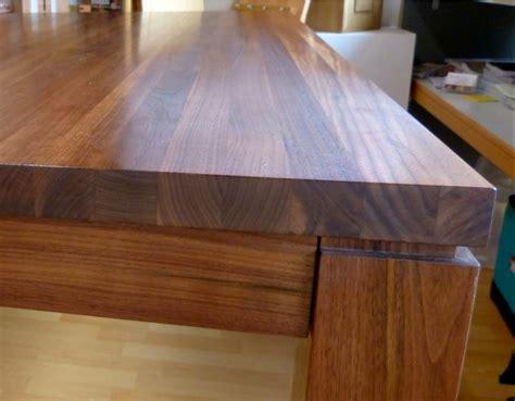Wachs Auf Holztisch by Tischplatte Arbeitsfl 228 Che Hartwachs 246 L Oder Wachs