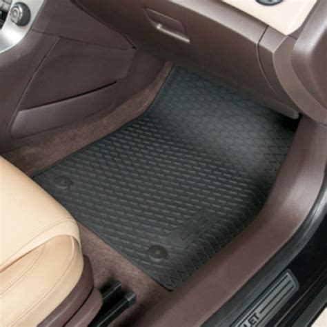 2011 2016 chevrolet cruze front and rear all weather floor
