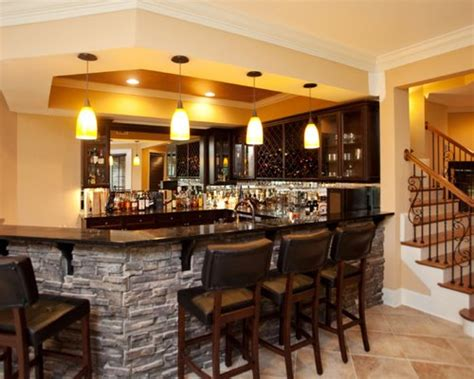Houzz Bar by Bar Front Ideas Pictures Remodel And Decor